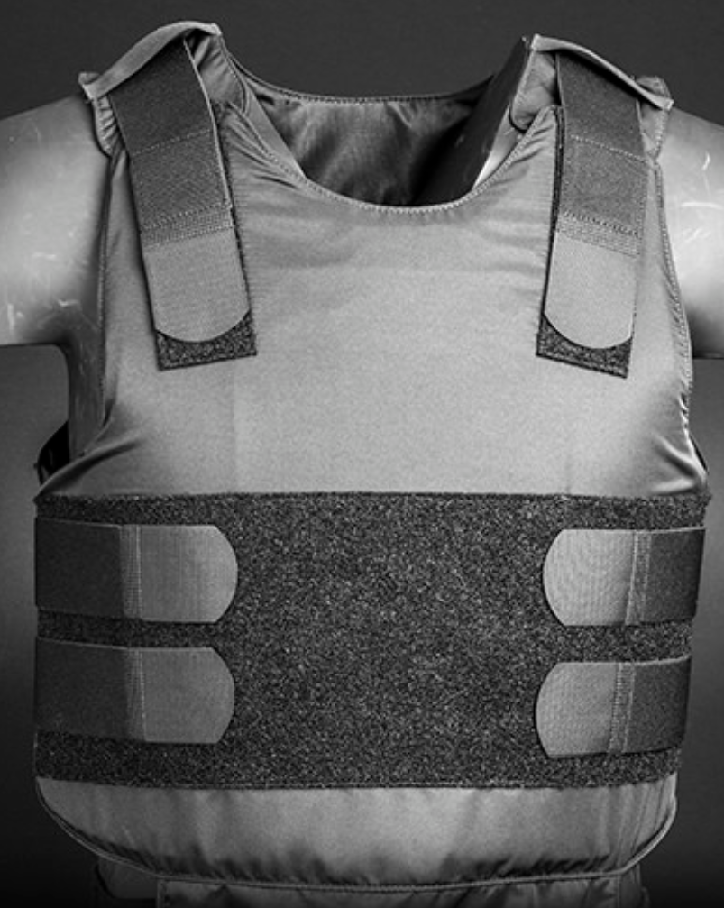 Medium Concealable Body Armor Carrier BulletProof Vest Level IIIA
